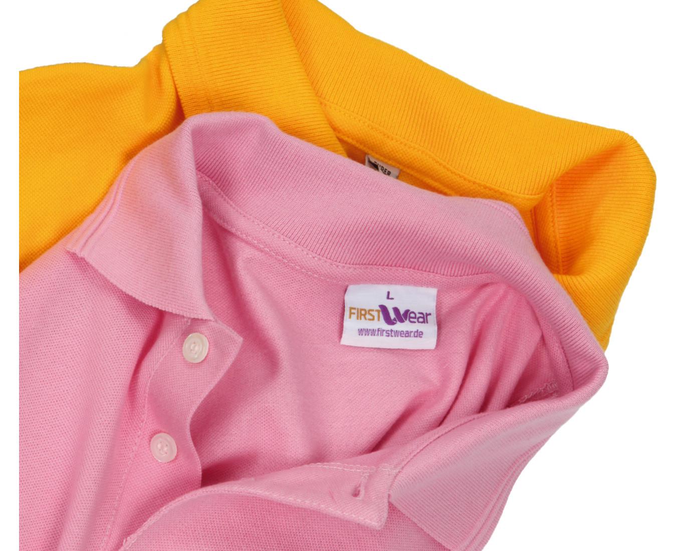 Langärmeliges Poloshirt