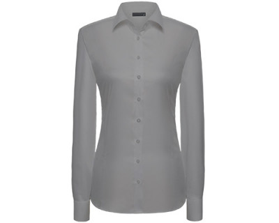 firstwear Business-Bluse in grau
