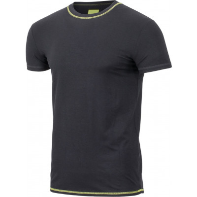 Visbatex T-Shirt Kurzarm – schwarz