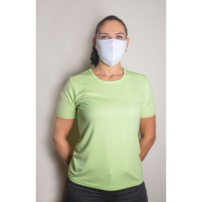 Visbatex T-Shirt Kurzarm – grün