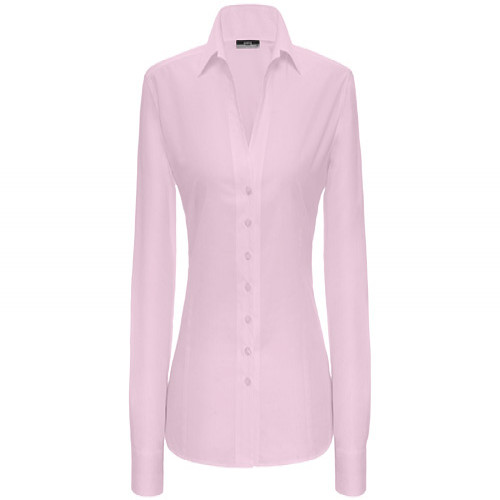 Eterna Business-Bluse in rosa