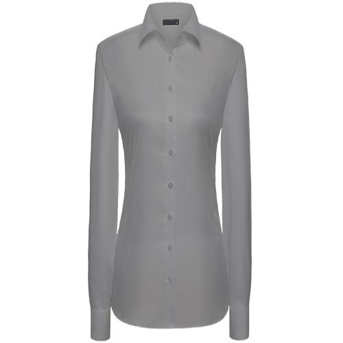 firstwear Business-Bluse in grau